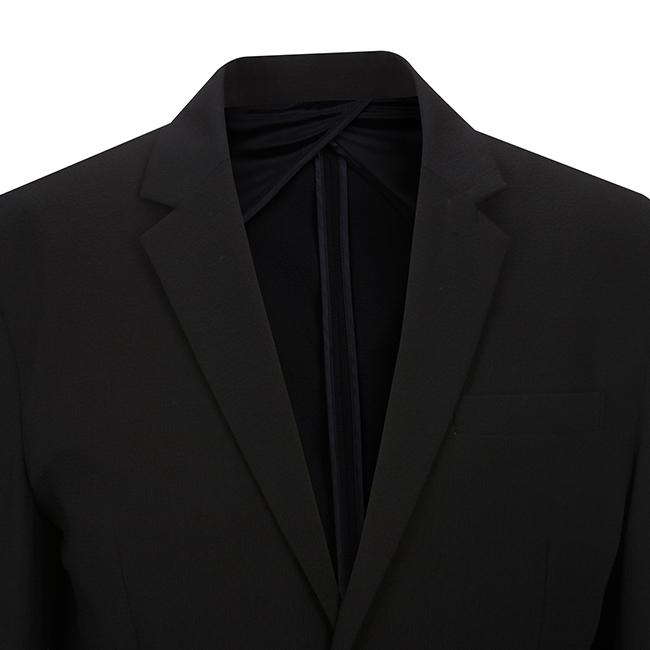 애드호크(ADHOC) 남성 싱글브레스트 서커 자켓