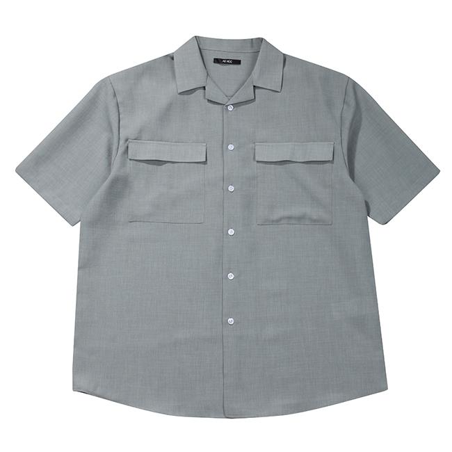 애드호크(ADHOC) 아웃포켓 셔츠