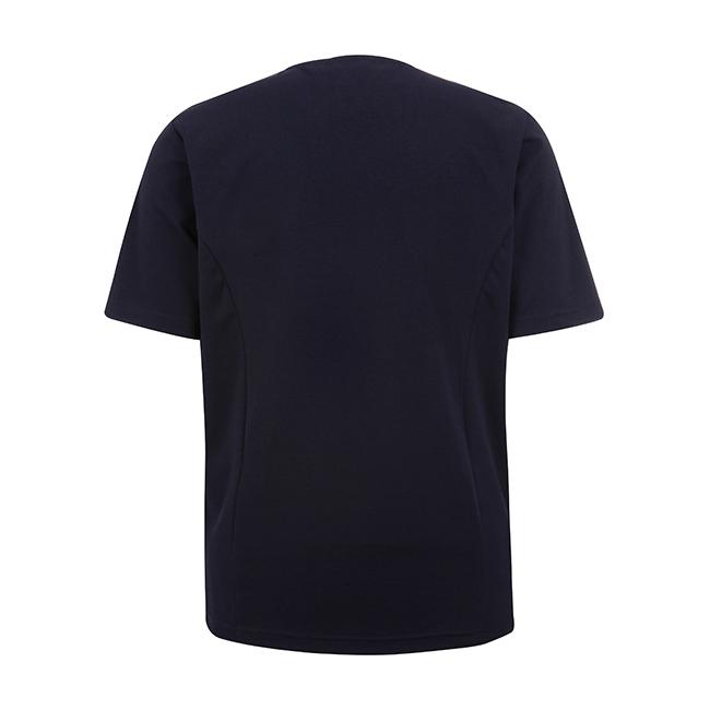 애드호크(ADHOC) 헨리넥 반팔 티셔츠